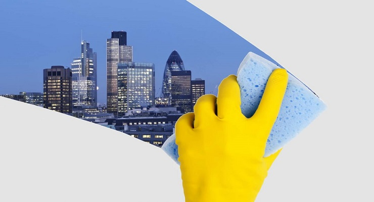 London cleaning